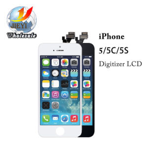 Mobile Phone LCD Screen Boe/Ivo Quality for iPhone 5 LCD pictures & photos