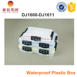 Transparent Non-Toxic Waterproof Plastic Box pictures & photos