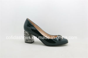Newest Fashion Comfort High Heel Women Shoes pictures & photos