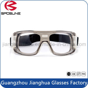 Factory Wholesale Shatterproof Sport Glasses Basketball Football Horse Riding Body Transparent Lab Safety Goggles pictures & photos