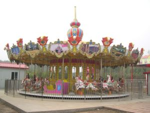 Galloper - Kiddy Amusement Equipment pictures & photos