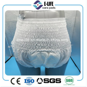 PP Tape XL Thick Super Absorption Disposable Adult Diapers China Manufacturer pictures & photos