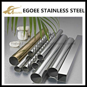 Good Quality 316L Stainless Steel Pipe pictures & photos