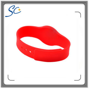 ISO11784 Lf 125kHz RFID Wristband for Events pictures & photos
