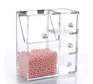 Beauty Gifts Acrylic Makeup Storage Brush Holder pictures & photos