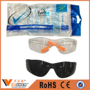 Cheap Eye Protection Nylon Safety Goggles Disposable Work Eyeglasses Safety Instruments Welding Goggles Protective Goggles pictures & photos