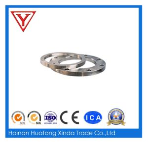 Steel Casting Stainless Steel Flange with Ts16949 pictures & photos