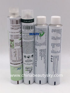 Cosmetic Tube Shaving Cream Packaging Tube Aluminum Tube pictures & photos