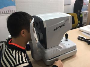 Optical Instrument Auto Refractometer / Keratometer for Eye Test (RM-9200) pictures & photos