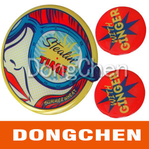 2013 Low Price Outdoor Weatherproof Sun Resistant Crystal Epoxy PU Dome Sticker pictures & photos