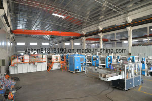 Yekon Automatic Tissue Paper Folding Machine pictures & photos