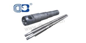 Conical Twin Screw& Barrel pictures & photos