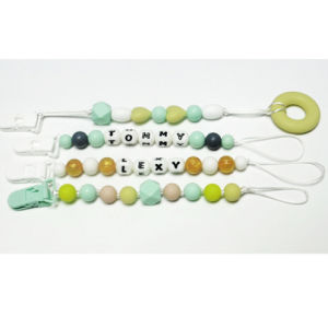 Silicone Teething Toy FDA Standard with Branding for Promotion pictures & photos