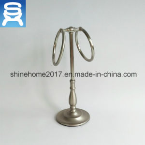 Modern Bathroom Accessories Round Towel Ring/Sanitary Ware Towel Rack pictures & photos