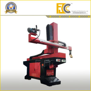 Steel Case Corner Seam Welding Machine pictures & photos