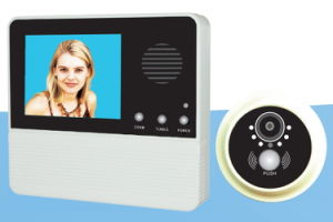 Keypad Safe Peephole Wireless Door Viewer pictures & photos