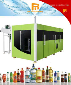 1000-8000PCS Per Hour Automatic Rotary Pet Bottle Molding Blowing Machine pictures & photos