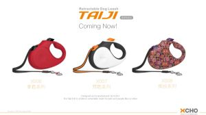 New Designed Retractable Dog Leash-Taiji Fish Series pictures & photos