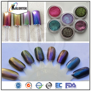 Cosmetic Color Changing Pearl Pigment, Chameleon Pigments pictures & photos