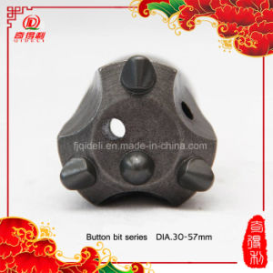 4 Carbide Tips of Button Bits for Mining Working (38mm) pictures & photos