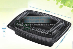Single Compartment Disposable Plastic Food Container (SZ-8623) pictures & photos
