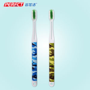 Perfect Pine-Salt-Tapered Filament Toothbrush pictures & photos