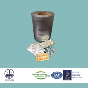 ISO/Fssc/Ohsas Certified Pharmaceutical Composite Film for Packaging Tablets pictures & photos