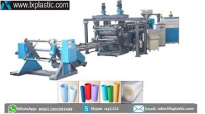 PP PS Pet Double Layer Sheet Extrusion Line pictures & photos