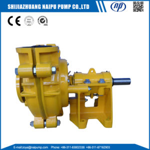 Rubber Lined Wear-Resistant Slurry Pump, Mining Machinery pictures & photos