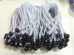 Strong Texture Latex Bungee Cord with Plastic Ball pictures & photos