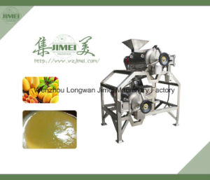 Fruit Puree Making Machine Fruit Pulper Machine Mango Juice Pulping Machine pictures & photos