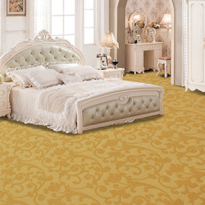 Machine Made Tufted Wool Jacquard Carpet pictures & photos