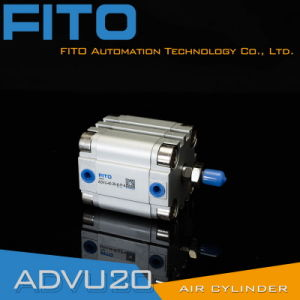 Advu16 Series Compact Pneumatic Air Cylinder by Festo Type ACP Airtac pictures & photos