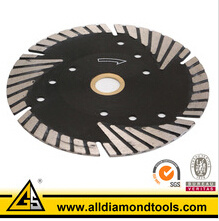 "14"" Diamond Saw Blade with Protection Teeth pictures & photos"
