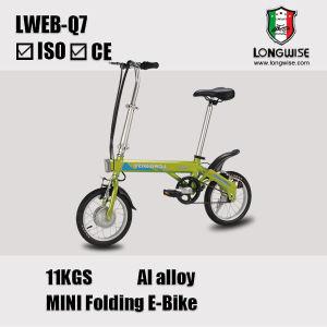 14′′ Mini Foldable Electric Bike (LWEB-Q7) pictures & photos