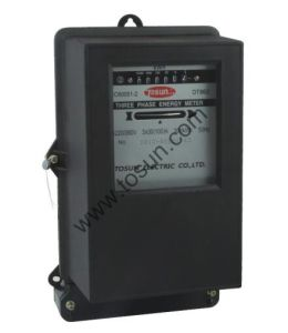 Single Phase Energy Meter Watt Hour Meter Electricity Meter pictures & photos