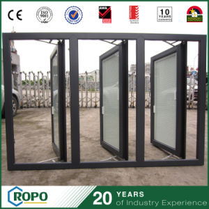Wholesale Double Glazing PVC Casement Windows Open Swing pictures & photos