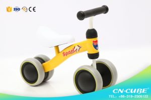 2017 New Model Kids Balance Bike Children Bicycle 3 Wheel Kids Balance Bicycle pictures & photos