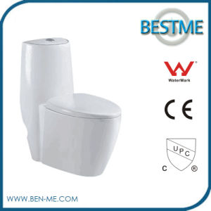 Top Flush 3/6L Round Shape Brand One Piece/Two Piece Toilet pictures & photos