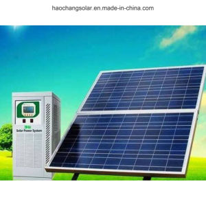 Jiangsu Haochang PV Solar Panel250W-270W for Grid-Tied System pictures & photos