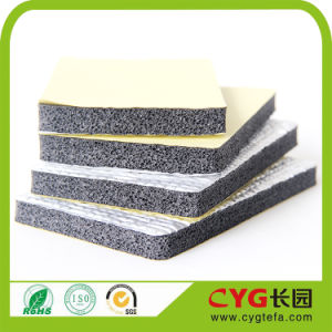 Closed Cell PE Foam Coated Alu Heat Reflective Sheet Roof pictures & photos