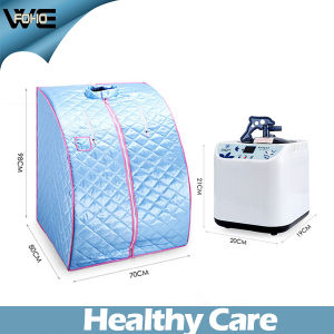 Portable Advantages of Steam Bath Sauna Room Design pictures & photos