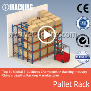 Heavy Duty Selective Pallet Racks and Shelves for Warehouse Storage pictures & photos