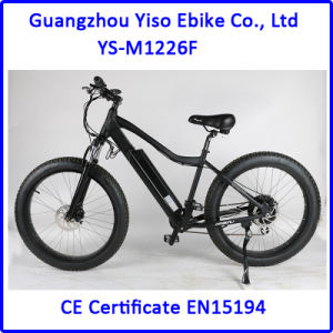 "Electric Sandbeach Bike Fat with 26*4"" Fat Tire pictures & photos"