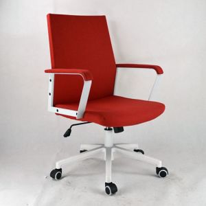 New Design fashion Office Chair White Armrest and Chair Base pictures & photos