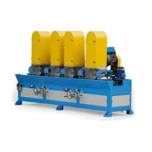 Wet Type Four Heads Belt Grinding Machine pictures & photos
