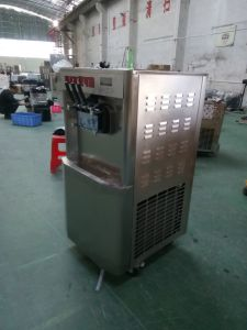 1.2017super Smooth Soft Serve Ice Cream Machine (TK938) pictures & photos