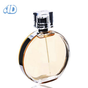 Ad-P13 Oval Glass Perfume Bottle Surlyn Unobservable Pipette 100ml 50ml 25ml pictures & photos