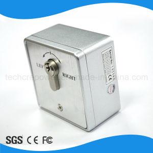 EL-702en Door Release Key Switch with Stainless Steel Panel pictures & photos