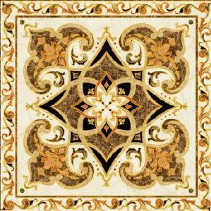 Flower Pattern Carpet Tile Polished Crystal Ceramic Floor Tile 1200X1200mm (BMP34) pictures & photos